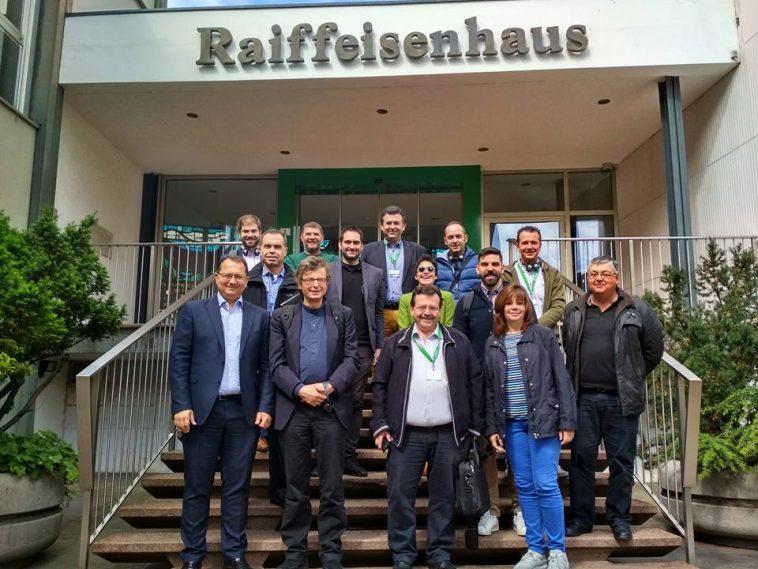 Συμμετοχή του Συνεταιρισμού σε πρόγραμμα του Ιδρύματος Hanns Seidel