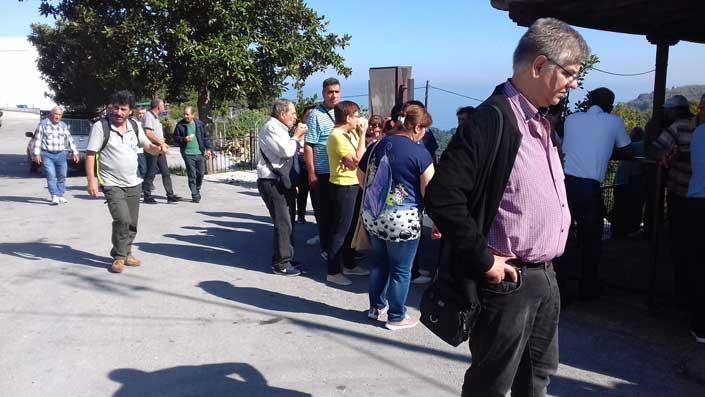 """Επίσκεψη Κύπριων παραγωγών στον Α. Σ. Ζαγοράς Πηλίου – """"ΖΑGORIN"""""""