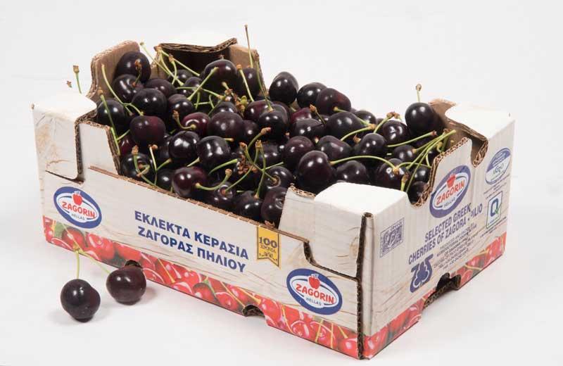 Μήλα ZAGORIN:  Ανανεώνουν το ραντεβού με τους καταναλωτές για τον επόμενο  Σεπτέμβριο.