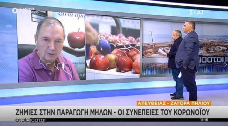 Παρουσίαση στο ΣΚΑΙ TV